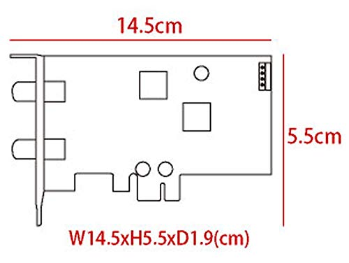 PLEX地上デジタル・BS・CS対応TVチューナーPX-W3PE4