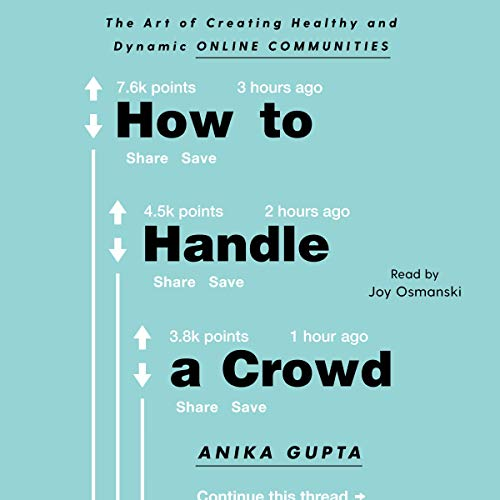 How to Handle a Crowd cover art