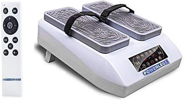 Macchina per camminare seduti con telecomando - allevia il dolore e migliora la circolazione powerlegs PW557