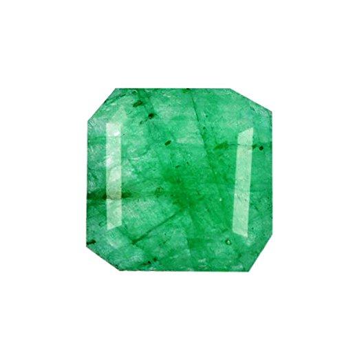 Wunderschöne 5.20 Ct Grüner Smaragd Egl zertifizierter Edelstein - Top Qualität natürlicher Edelstein AO-320