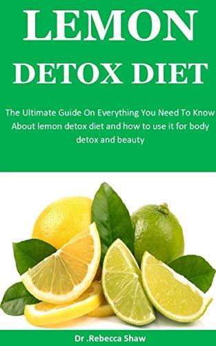 what is lemon detox diet