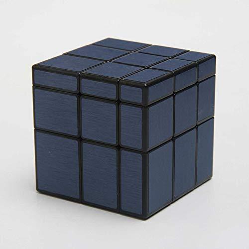 Lijun Cubo Mágico,Cubo de Rubik,Espejo Speed Magic Puzzle Cube,Mirror Rompecabezas Cubo Mágico para Niños y Adultos,Regalos para niños,Juegos de Rompecabezas