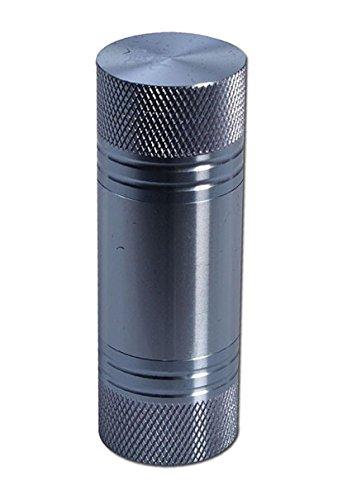 PatchouliWorld Black Leaf Premium Pollenpresse M-Size - Höhe: 60mm, Durchmesser: Ø 26mm