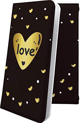 スマートフォンケース・ALCATEL ONETOUCH IDOL 3・互換 ケース 手帳型 ペアルック ペア ハート love kiss キス 唇 アルカテル ワンタッチ アイドル 手帳型スマートフォンケース・女の子 女子 女性 レディース onetouchidol3 かわいい 可愛い kawaii lively [28U26792w1L]