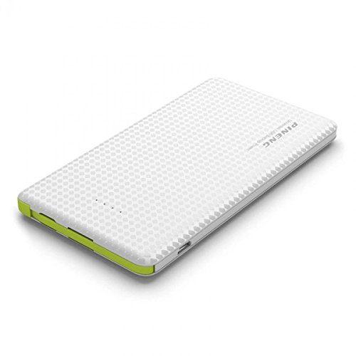 Carregador Power Bank Pineng PN-9511 10000mAh Branco