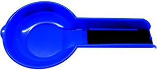Banjo Pan Gold Cube Blue Vortex Matting Wet and Dry Gold Pan