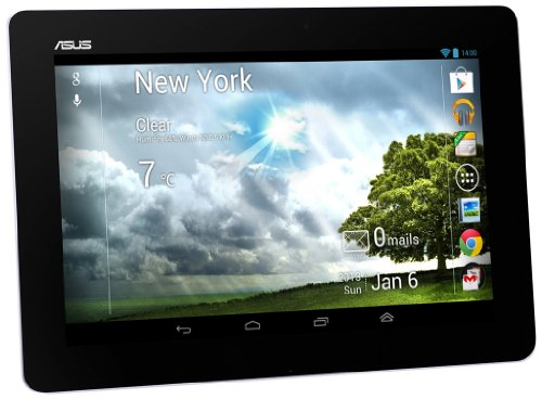 Asus MeMo Pad Full HD10 ME302 25,7 cm (10,1 Zoll) Tablet-PC (Intel Atom Z2560, 1,6GHz, 2GB RAM, 16GB HDD, SGX 544MP2, WiFi, Android OS) weiß