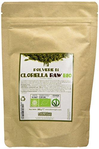 Erbavoglio Clorella Polvere - 200 gr