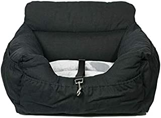 KIPB Car Kennel Indoor Dual-use Kennel Small Dog Kennel Car Co-Pilot Hook Bag Travel Dog Bed Can Be Disassembled