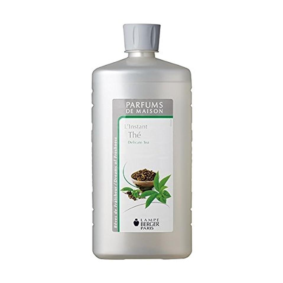 ジャベスウィルソンリーチバットランプベルジェオイル(デリケートティー)L'instant Thé / Green Chai
