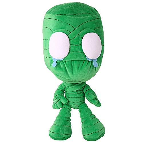 wqmdeshop Peluche 40Cm LOL Amumu Plush Doll Toy Game League LOL Teemo Sad Amumu Peluches Peluches S8214