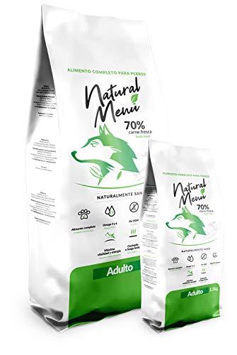 Animals Natural Menu Canine Adult 1,5Kg 1500 g