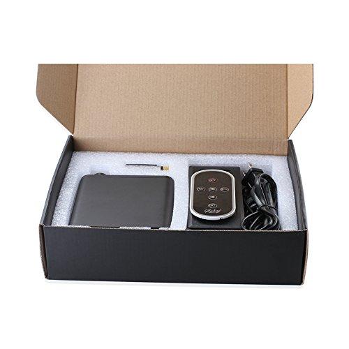 『Sabaj A2 パワーアンプ HI-FI クラスD デジタルアンプ 55Wx2 大出力 /リモコン操作/ Bluetooth対応 AMP&DAC (シルバー)』の7枚目の画像