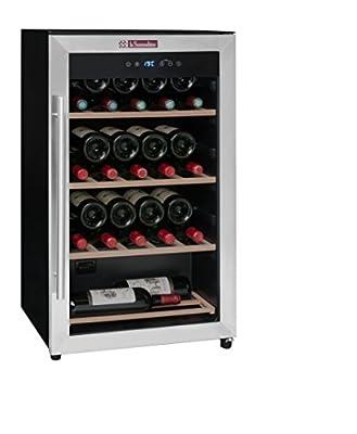 La Sommeliere LS36A 1 Zone Modern Design 36 Bottle Wine Cooler from La Sommeliere