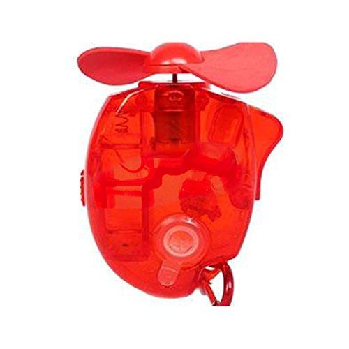 Demarkt Mano Ventilador Mini USB HandHeld humidificador Niebla Agua Spray Aire Acondicionado hidratantes Fan portátil batería operativos