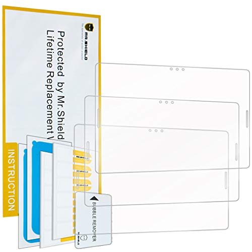 [3-Pack]-Mr.Shield for Google Pixel Slate Premium Clear Screen Protector with Lifetime Replacement