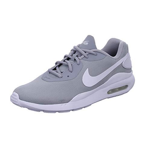Nike Air MAX OKETO, Zapatillas de Atletismo para Hombre, Gris (Wolf Grey/White...