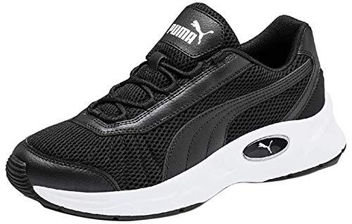 Puma Nucleus Sneaker Unisex-Erwachsene, Mehrfarbig (Puma Black-Puma Black), 45 EU