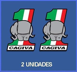 Suchergebnis Auf Für Cagiva Aufkleber Magnete Zubehör Auto Motorrad