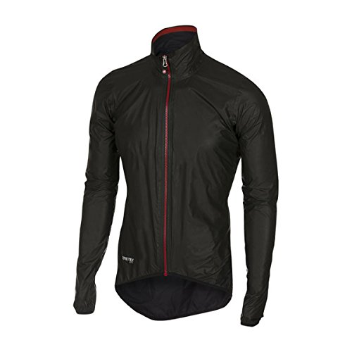 CASTELLI Idro 2 Herren Sportjacke, Black, XL