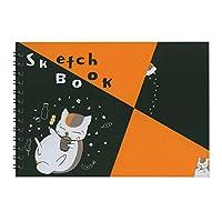 夏目友人帳 図案スケッチブック1【ニャンコ先生(おだんご)】コラボレーションシリーズ HG7011