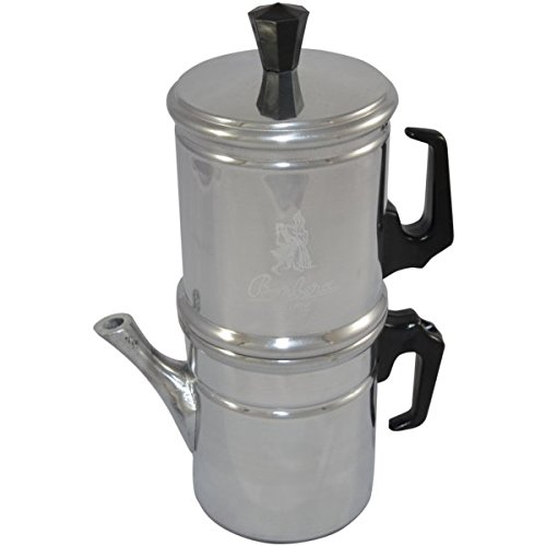 Barbera Moka Napoletana 3 Tazze- caffè Caffettiera