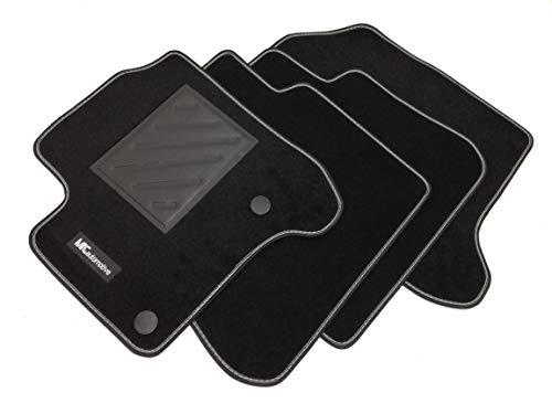MTC Tapis de voiture sur mesure C3 Picasso de 2008 à 2017
