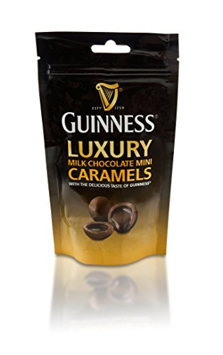 Guinness Leche De Chocolate Mini Caramelos 102g