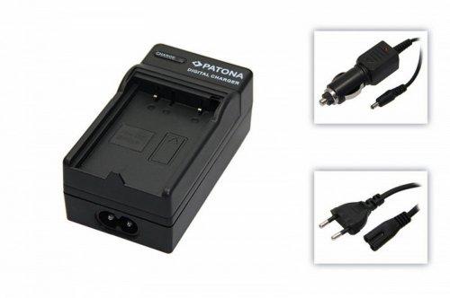 PATONA Akku-Ladegerät für Nikon EN-EL5 black