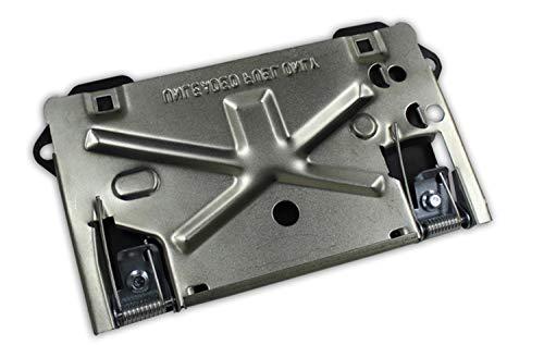 Iron Cross Automotive IC-FLP30 Flip Down License Plate