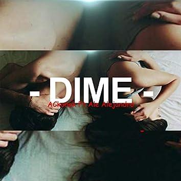 DIME (feat. Alee Alejandro)