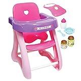 JC TOYS- Accesorios para muñecos bebé, Color Pink, Purple (25500)