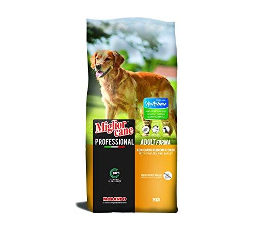 Sconosciuto Beste Hund nutribene Fleisch weiße/Reis kg. 15