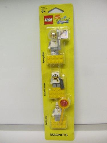 Lego Spongebob Weltraum - Magnetfiguren 3er Set
