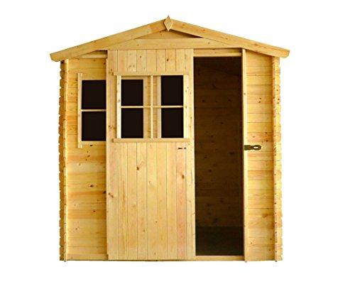 Generico - Caseta de madera 180 x 200 x...