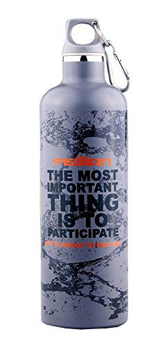 East Utopia Kreative isolierte Wasserflasche 25.4 Oz Kapazität