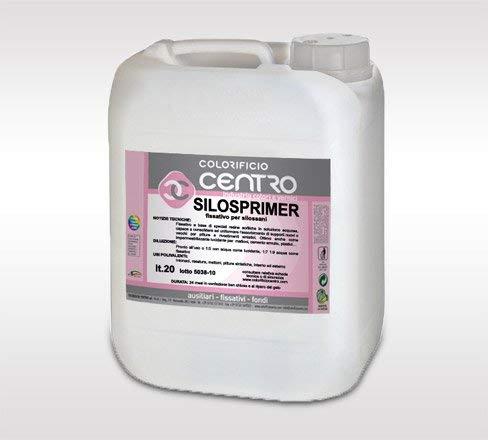 SILOSPRIMER Fissativo Traspirante - Colorificio Centro - Lt.5