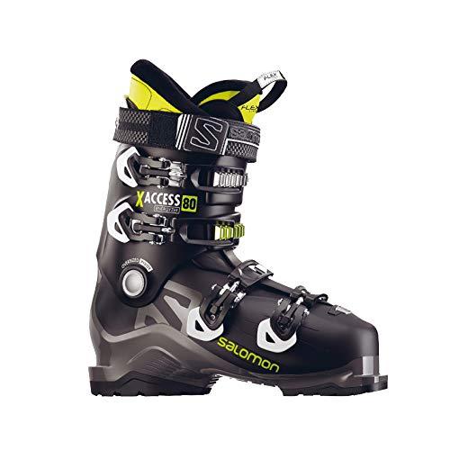 サロモン(SALOMON) スキーブーツ メンズ X ACCESS 80 Bk/Anthra/Acide 26.5cm L39947300