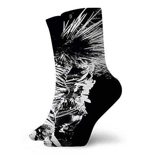 winterwang Death Note Calcetines Calcetines cortos deportivos...