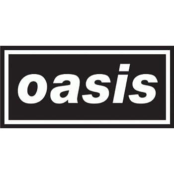 Oasis Music Band Vinyl Die Cut Car Decal Sticker