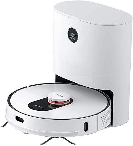ROIDMI EP Robot Aspirador y fregona Aspirador automático co