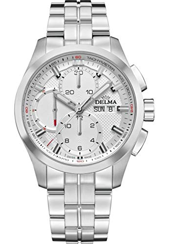 DELMA - Armbanduhr - Herren - Klondike Chronotec - 41701.660.6.061