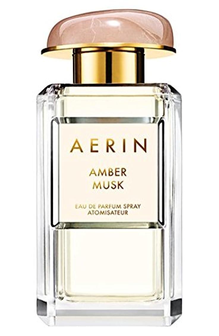 センチメートル多分見捨てられたAERIN 'Amber Musk' (アエリン アンバームスク) 1.7 oz (50ml) EDP Spray by Estee Lauder for Women