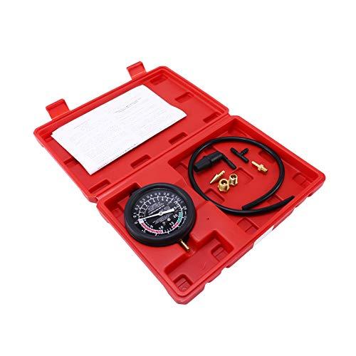 Cobeky Multifunction Car Engine Vacuum Pressure Gauge Meter for Fuel System Vaccum System Seal Leakage Tester