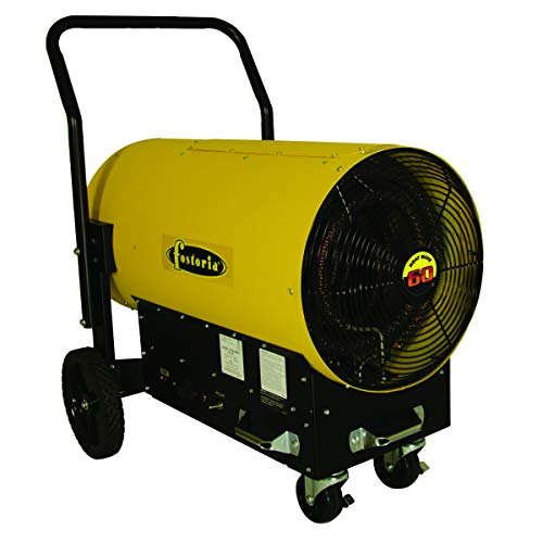 Read About Fostoria FES-6048-3 60KW 480V 3Ph Portable Electric Salamander Heater