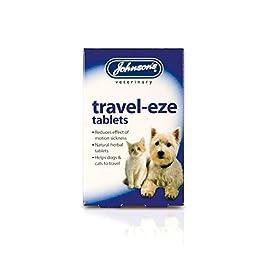 Johnson's Vet Travel Capsules for Dogs