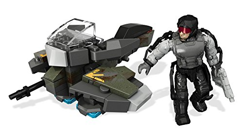 Mega Construx Call of Duty Hoverbike Raid Playset