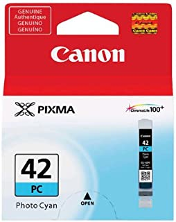Canon 6388B002 CLI-42 PHOTO CYAN INK TANK - CARTRIDGE - FOR PIXMA PRO-100 INKJET PHOTO PRINTER