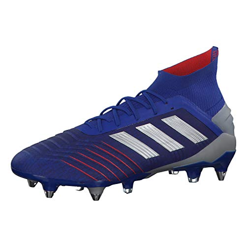 adidas Herren Predator 19.1 Sg Fußballschuhe, Mehrfarbig (Azufue/Plamet/Fooblu 000), 40 EU