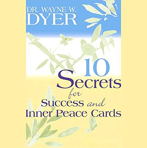 10 Secrets for Success and Inner Peace                   Autor:                                                                                                                                 Dr. Wayne W. Dyer                               Sprecher:                                                                                                                                 Wayne W. Dyer                      Spieldauer: 1 Std. und 49 Min.     Noch nicht bewertet     Gesamt 0,0